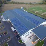 Hillbrush solar PV