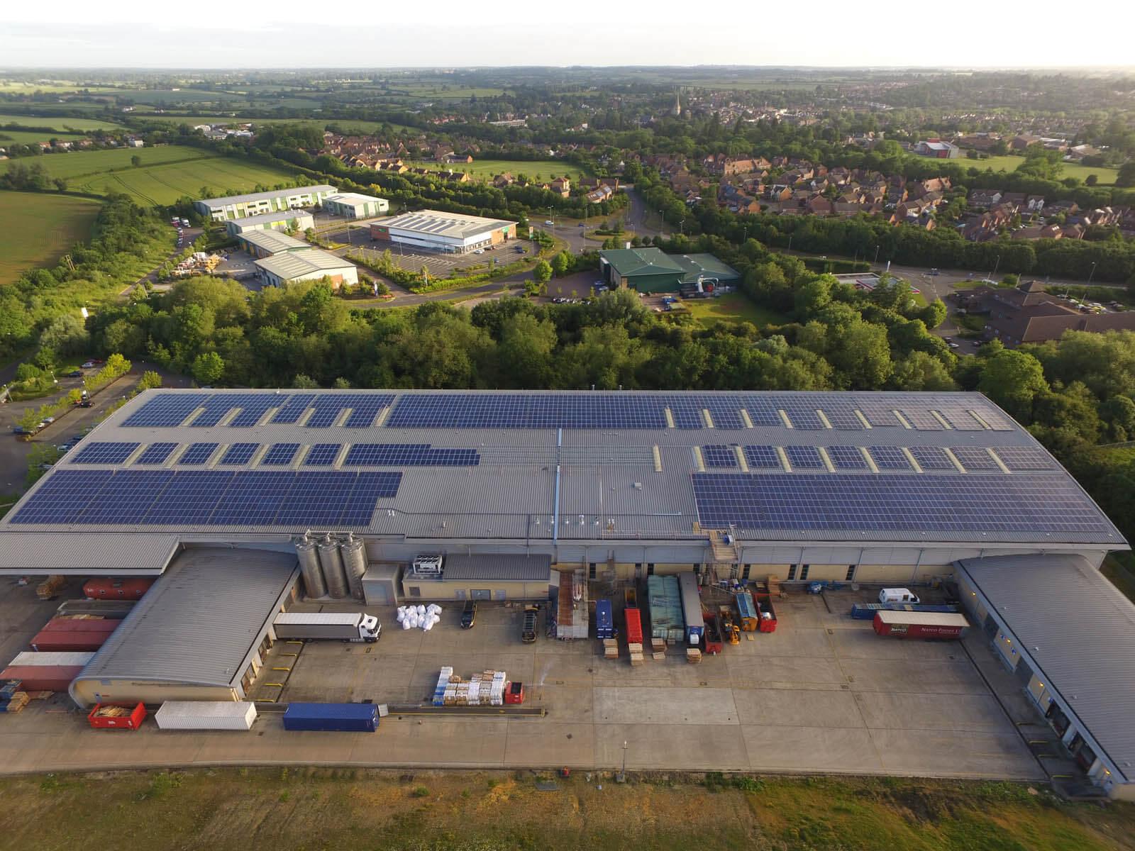 Natco Foods Buckingham Cleanearth Energy