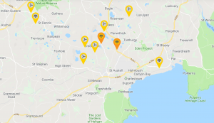 St Austell renewables hotspot