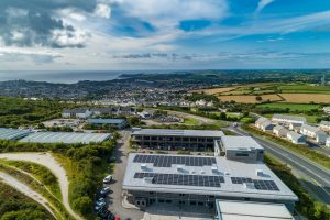Solar PV at St Austell Print Company
