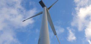 Afton Lea wind turbine, Strathaven